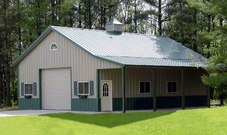 cottage house on pole images michigan pinterest plans best barns and metal shop barn architects rill houses